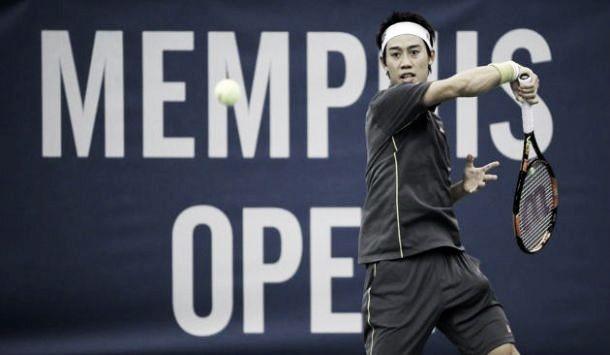 Nishikori tiene más cerca hacer historia en Memphis