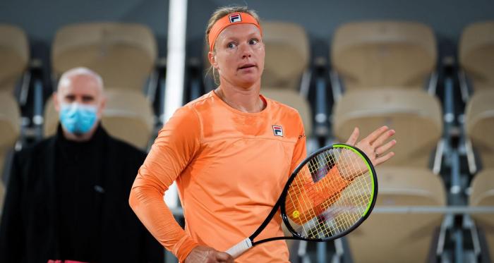 Kiki Bertens has Achilles surgery, to miss start of 2021