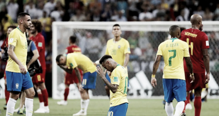 Bélgica derrota a la Brasil de Tité y avanza a semifinales del Mundial