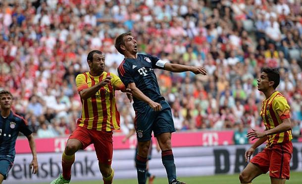 Sem grandes dificuldades, Bayern de Munique vence Barcelona
