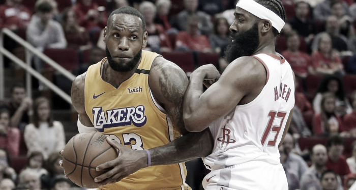 Previa Lakers vs. Rockets: duelo con aroma a play-off