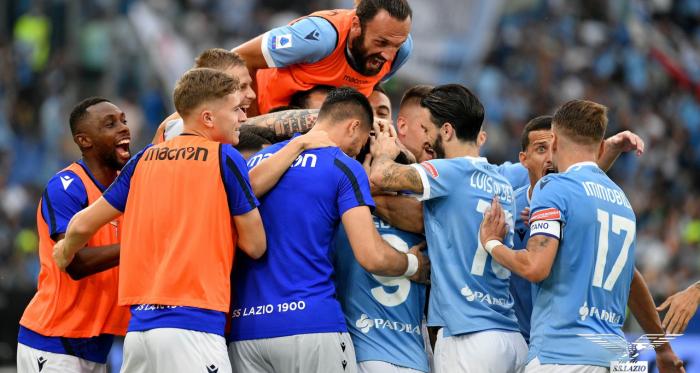 Serie A - Il derby è della Lazio: 3-2 spettacolare alla Roma