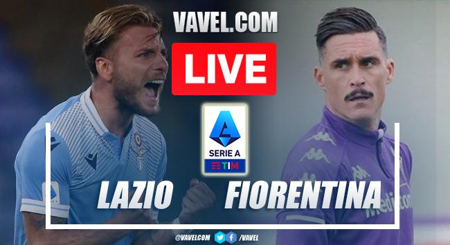 Goals and highlights Lazio 1-0 Fiorentina in Serie A