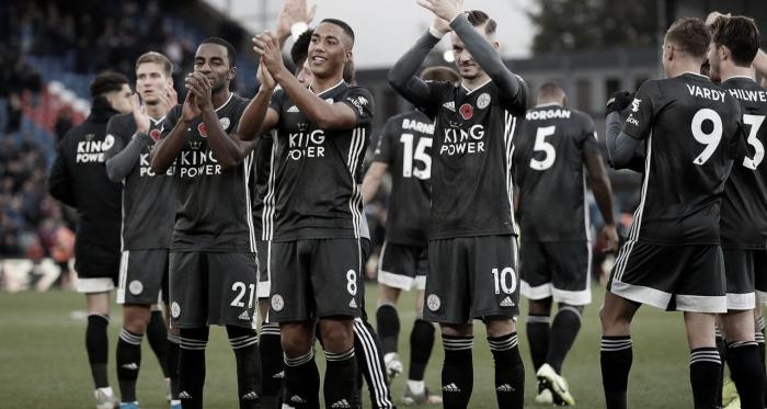 Leicester City, uno de los equipos revelación de la temporada   Foto: Premier League