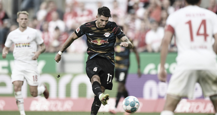 RB Leipzig arranca empate contra o Colônia fora de casa pela Bundesliga