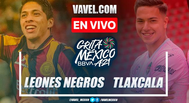 Leones Negros UDG vs Coyotes Tlaxcala EN VIVO: ¿cómo ver transmisión TV online en Liga Expansión MX?