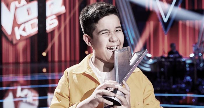 Levi Díaz rumbo a Eurovision Junior 2021