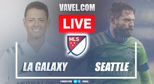 Goals and Highlights: LA Galaxy 1-2 Seattle Soundersen MLS 2021
