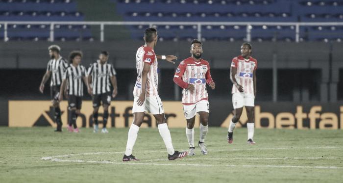 Junior venció a Libertad en Paraguay, pero no le alcanzó para clasificar