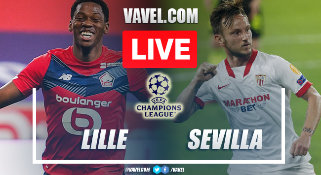 Highlights and Best Moments: Lille 0-0 Sevilla in Champions League