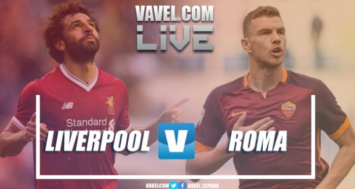 Ligue des Champions: Liverpool 5-2 AS Roma