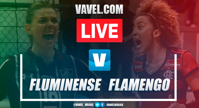 RESULTADO Fluminense x Flamengo pela Superliga (3-0)