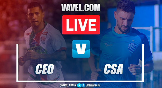 Gol e melhores momentos CEO x CSA pelo Campeonato Alagoano 2020 (0-1)
