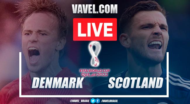 Goals and Highlights: Denmark 2-0 Scotland in European Qualifiers