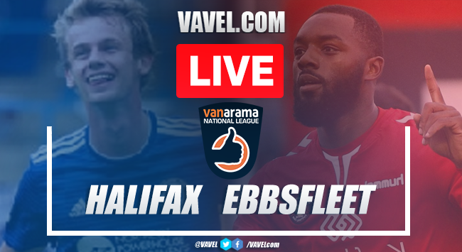 As it Happened: Playoff-chasing Halifax fall 1-0 to Ebbsfleet United