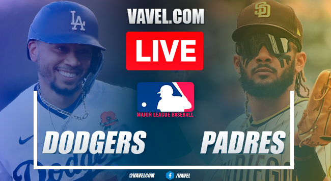 Highlights and runs: Los Angeles Dodgers 2-6 San Diego Padres in 2021 MLB