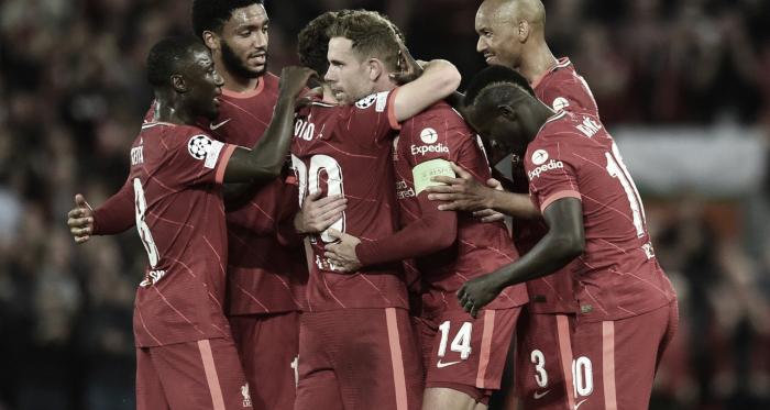 Liverpool y otra remontada ante Milan