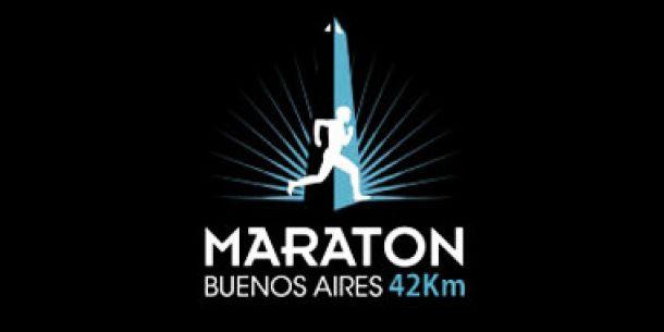 Buenos Aires se tiñe de maratón