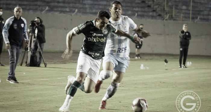 Goiás empata sem gols diante do Londrina, mas segue no G-4 da Série B