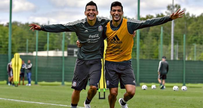 source photo: twitter Ufficiale Nazionale messicana di calcio