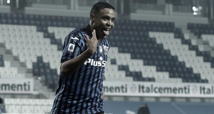 Em segundo tempo movimentado, Atalanta vence Napoli e se aproxima da Roma na Serie A