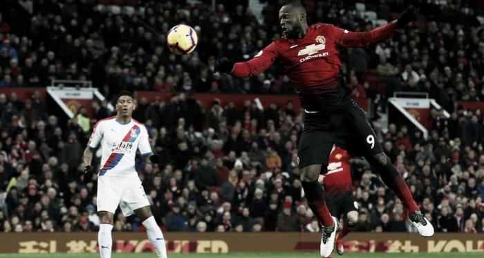 Romelu Lukaku marcó pero su gol fue anulado   Foto: Premier League