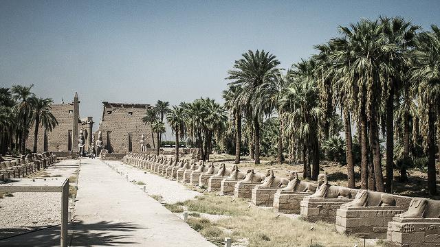 Templo de Luxor | Foto: chrisgj6 en Flickr