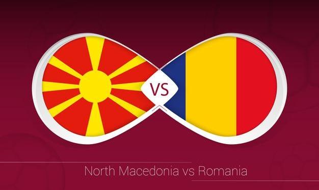 Resumen y mejores momentos del Macedonia del Norte 0-0 Rumania