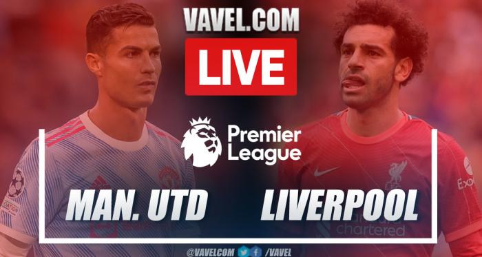 Gols e melhores momentos de Manchester United x Liverpool pela Premier League (0-5)
