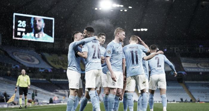 La eficiencia lleva al Manchester City a la final