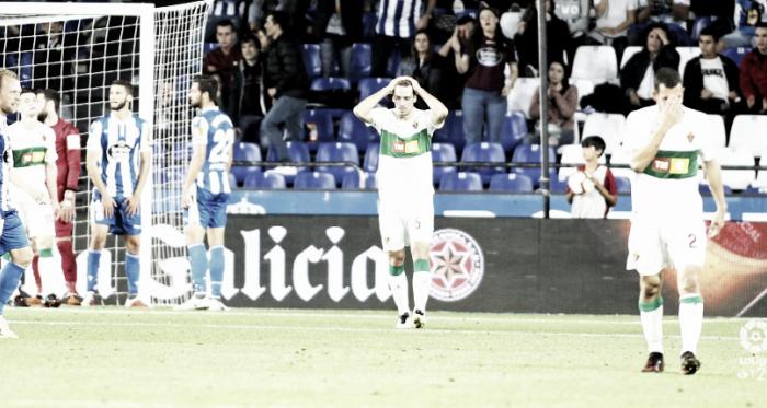 Desastre en Riazor | Fuente: La Liga