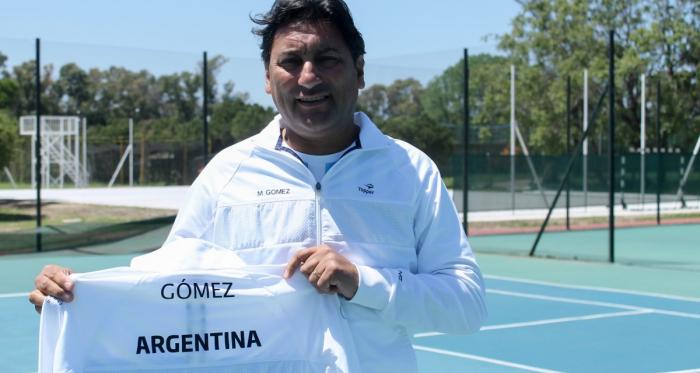 """Entrevista a Marcelo Gómez: """"Necesitamos que las chicas tengan las mismas oportunidades que los varones"""""""
