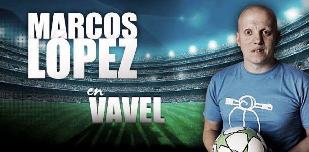 """Entrevista. Marcos López: """"La Premier League es la competición por excelencia"""""""
