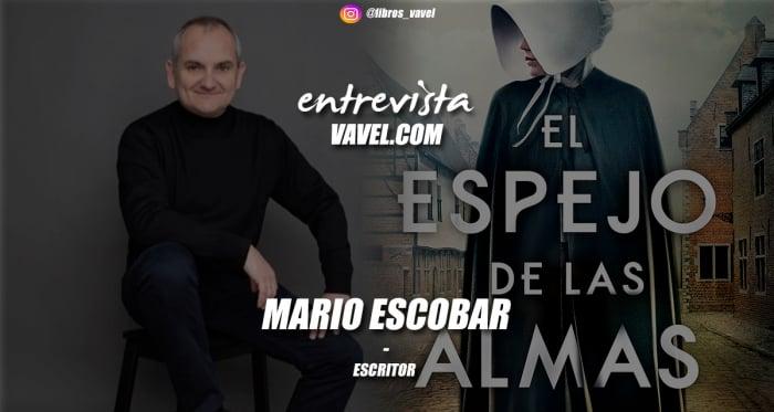 """Entrevista. Mario Escobar: """"Cuando visité el beguinaje de Lovaina, supe que ahí había una historia que contar"""""""