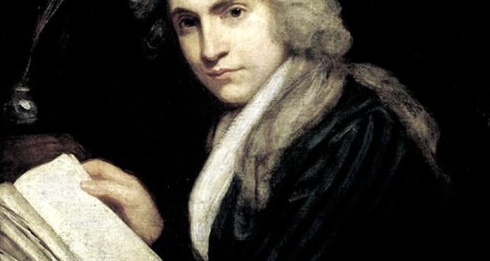 La libertina y pecadora Mary Wollstonecraft   Foto: WikiCommons