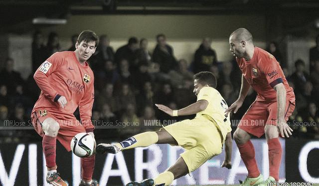 El Barcelona lleva desde el año 2008 sin perder contra el Villarreal en Liga /Foto: MªJosé Segovia (Vavel España)