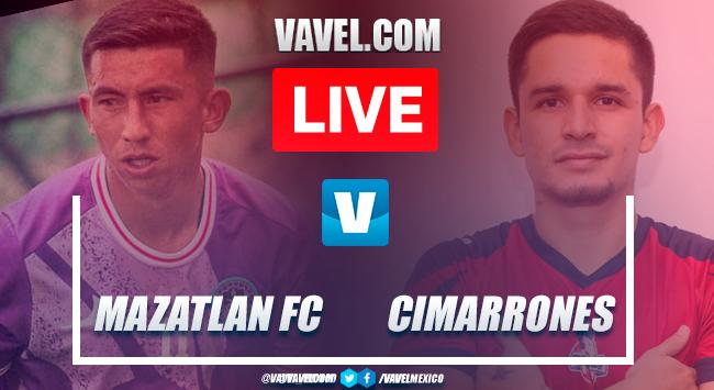 Goals and highlights: Mazatlan FC 4-1 Cimarrones Sonora in 2021 Friendly Match