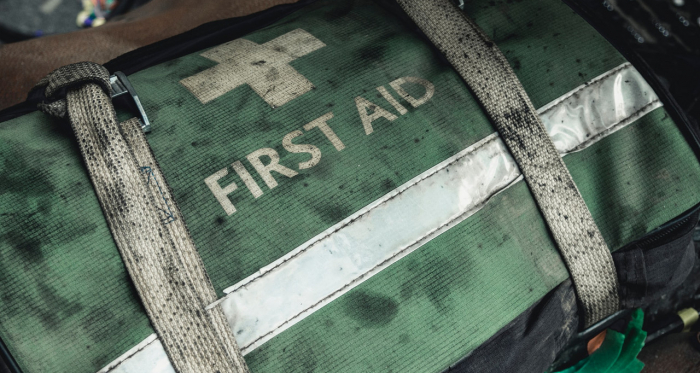 Where to learn vital first aid skills
