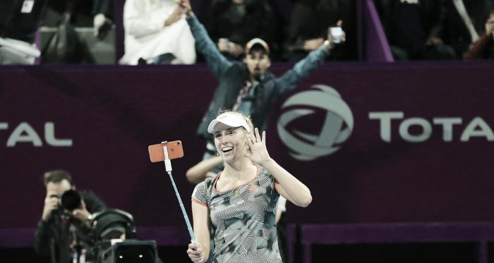 Foto: Divulgação/Qatar Tennis