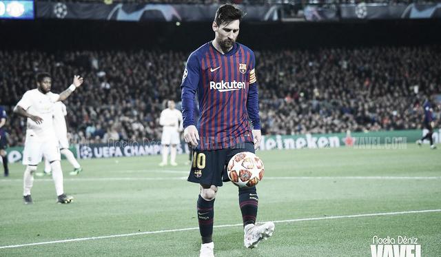Imagen de Leo Messi, jugador del FC Barcelona. FOTO: Noelia Déniz