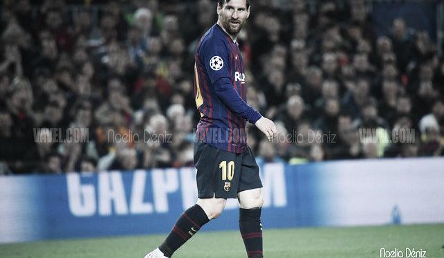 Messi va camino de sumar su quinta Champions en su carrera futbolística / Foto: Noelia Déniz (Vavel España)