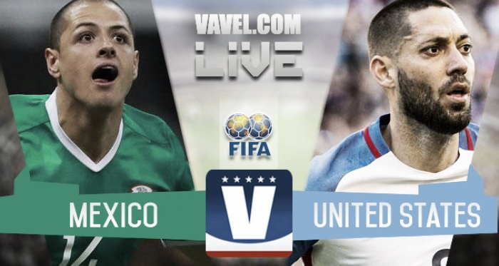 Mexico vs USA Live Stream, Commentary and Scores in 2018 CONCACAF World Cup Qualifying (0-0)