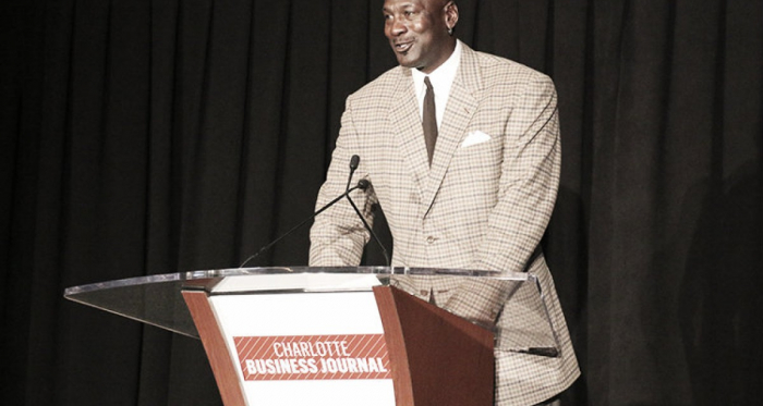 Michael Jordan apoya la labor de LeBron James | Foto:NBA.com