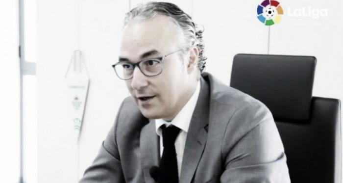 Miguel Torrecilla. FOTO: LaLiga
