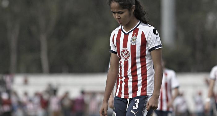 Miriam García es la primera baja de Chivas Femenil rumbo al Apertura 2021