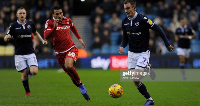 Another Jed Wallace masterclass wasn't enough for Millwall take all three points on Friday night   Photo by Getty Images/Alex Burstow