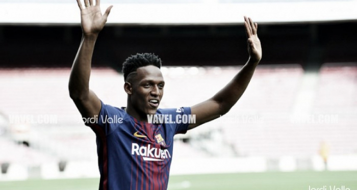 Las claves por las que Yerry Mina no triunfó en el Barça