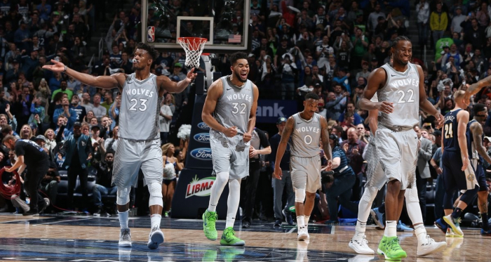NBA - Towns e Butler trascinano Minnesota, Denver crolla all'overtime