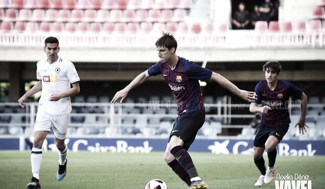 Juan Miranda, uno de los nombres de la Sub-19. FOTO: Noelia déniz