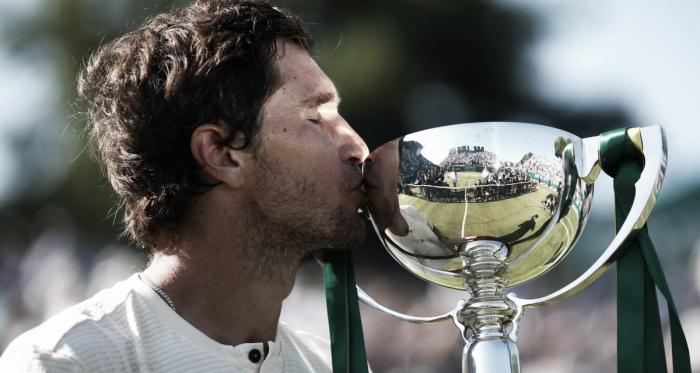 Foto: ATP & British Tennis Twitter/Divulgação